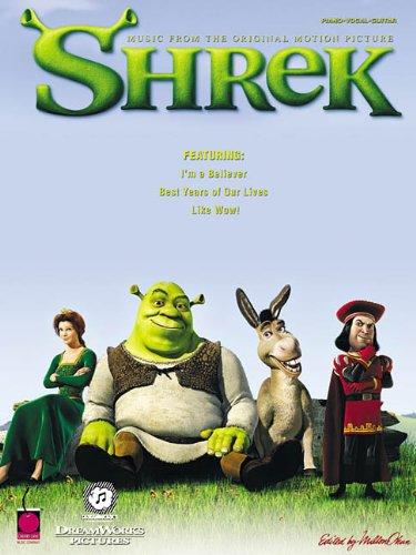 Shrek (Piano/Vocal/Guitar)