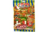 e.frutti Lunch Bag Gummi Candy, 2.7-Ounce...