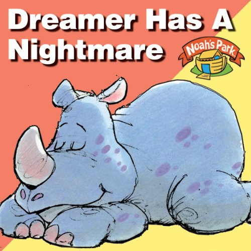 Dreamer Has a Nightmare audiobook cover art