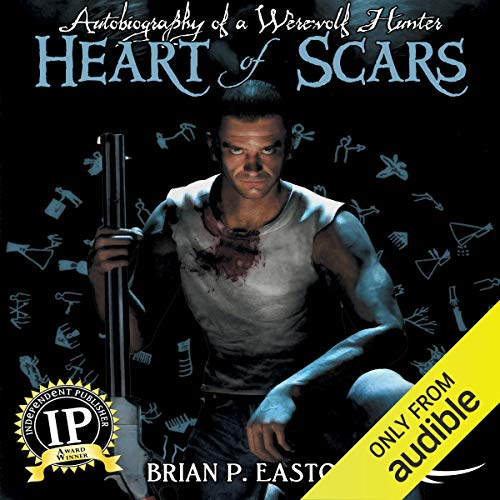 Heart of Scars audiobook cover art