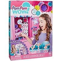 Pom Pom Wow! Maya Toys Locker & Room Decor Set