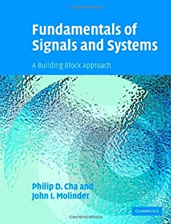 Fundamentals of Signals and Systems with CD-ROM: A Building Block Approach