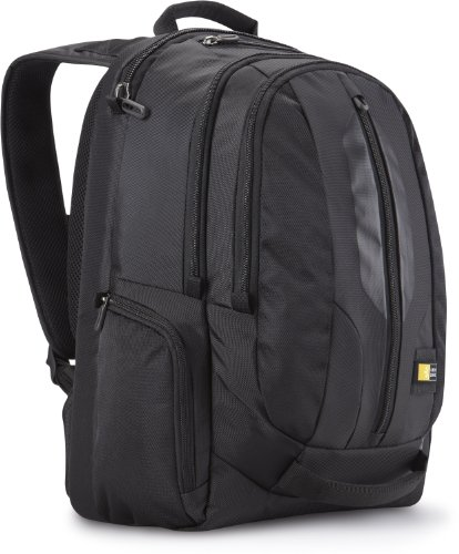Case Logic RBP217 Notebook Backpack 43,9 cm (17,3 Zoll) mit iPad/Tablet-Fach Schwarz