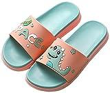 Gaatpot Zapatos de baño Niños Niña Verano Suave Respirable Zapatillas Sandalias de Playa Interior Zapatillas para Mujer Hombre Azul Cielo 33/34 EU = 34/35 CN