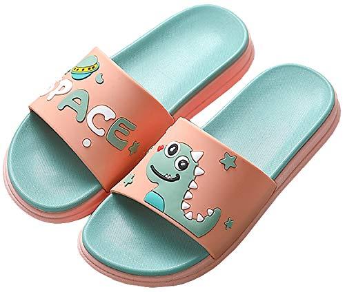Gaatpot Zapatos de baño Niños Niña Verano Suave Respirable Zapatillas Sandalias de Playa Interior Zapatillas para Mujer Hombre Azul Cielo 35/36 EU = 36/37 CN