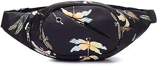 Lorises Women's Waist Bag Running Belt High-Capacity Fanny Pack Bumbag High Quaility Hip Pack with Earphone Jack for Cycling, Hiking, Running,Travel