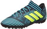 adidas Nemeziz Tango 17.3 TF, Zapatillas de Fútbol para Hombre, Multicolor (Legend Ink/Solar Yellow/Energy Blue), 42 EU