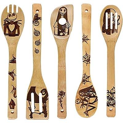 Yangiug Household Kitchen Spatula Halloween Outdoor Cooking Tools & Accessories