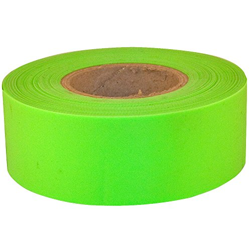 CH Hanson Fluorescent Lime Sub-Zero Flagging Tape
