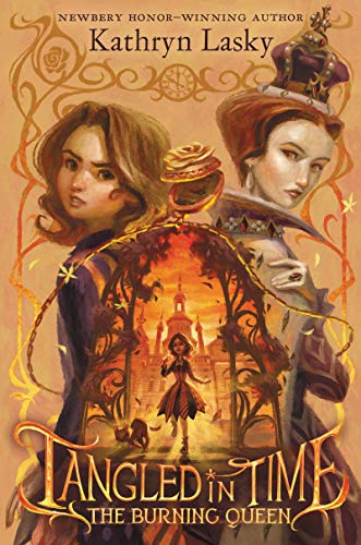 Tangled in Time 2: The Burning Queen (English Edition)