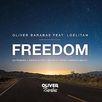 Freedom (feat. Loelitah)