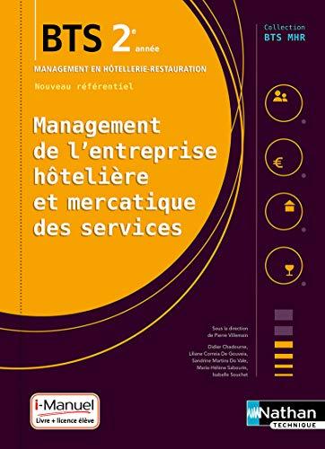 Management de l'entreprise Hôtelière et Mercatique des services (MEHMS)