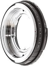 Fotga Lens Mount Adapter for Retina Schneider DKL-Mount Lens to for Canon EOS EF EF-S Mount 1D X,1D C,5D,5Ds R,6D,7D Mark II/III/IV,70D,77D,80D,700D,750D,760D,800D,1000D,1200D,1300D,4000D DSLR Camera