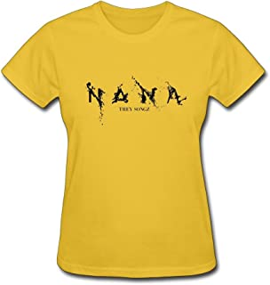 SUAMDAN Women's Trey Songz Na Na T Shirt
