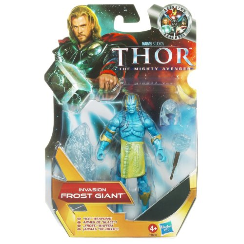 Thor : The Mighty Avenger – 93880 – Frost Giant – Figurine 9,5 cm (Import UK)