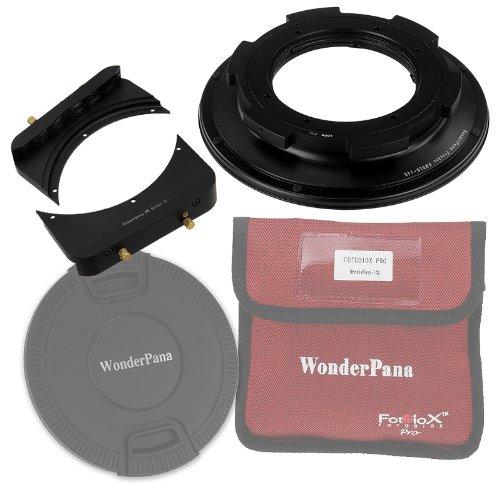 Fotodiox WPFA-SM816-SYSTEM Kit para cámara - Accesorio para cámara (Negro, Aluminio, Sigma...