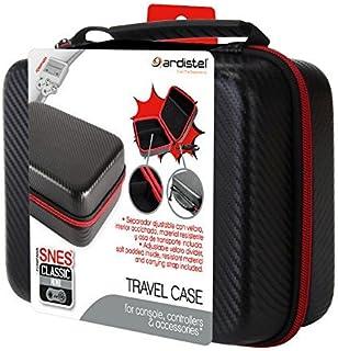 Ardistel - Bolsa De Transporte NES/SNES Mini (Nintendo Super