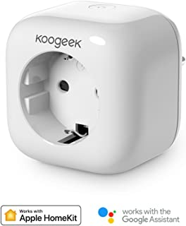 Koogeek Enchufe Inteligente Wifi,Inalámbrico Smart plug