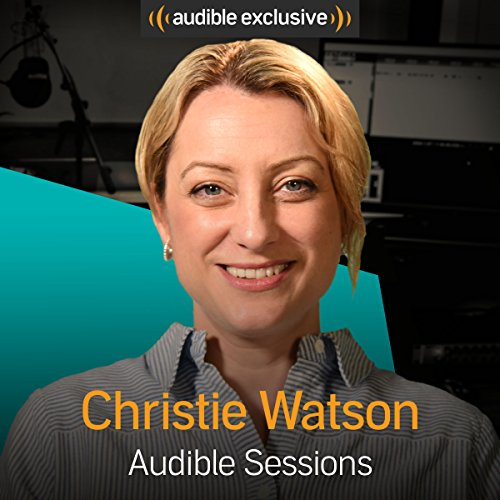 Christie Watson audiobook cover art