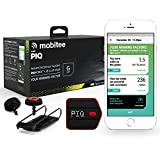 Mobitee & PIQ Wearable Golf Sport Tracker - Golf Course GPS Rangefinder on your wrist, Club GPS Shot...