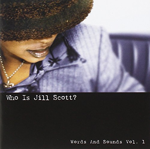 Price comparison product image Who Is Jill Scott Words and Sounds,  Vol. 1