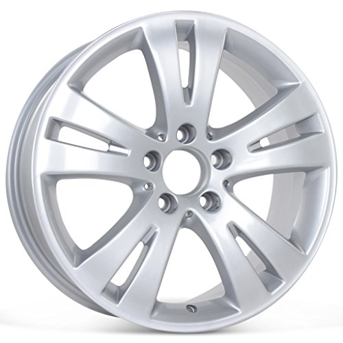 """New 17"""" x 7.5"""" Alloy Replacement Wheel for Mercedes C300 C350 2008 2009 2010 2011 Rim 65524"""