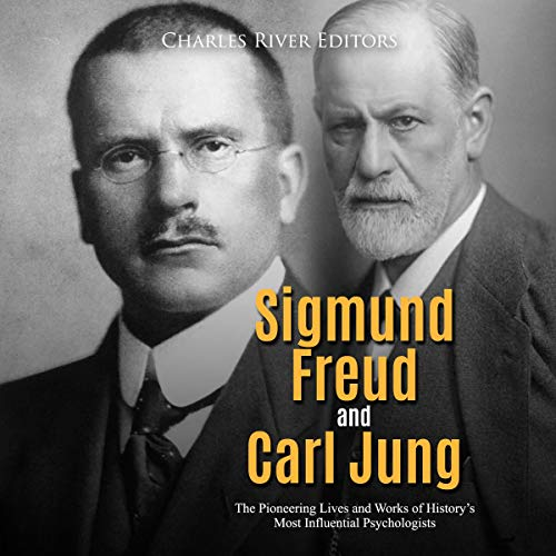 Sigmund Freud and Carl Jung cover art