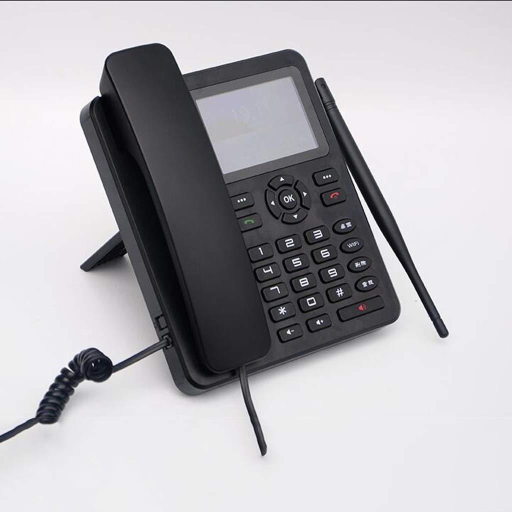 MSNDIAN 4g teléfono inalámbrico Fijo Universal inalámbrico WiFi Bluetooth Artículos para el hogar teléfono: Amazon.es: Hogar