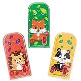 """Baker Ross Mini-Flipper """"Waldfreunde"""" für Kinder – perfekt als kleine Partyüberraschung für..."""