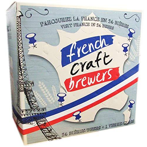 KALEA Bieradventskalender Frankreich