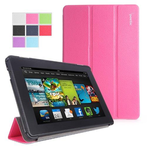 POETIC Slimline Schutzhülle für Neue Kindle Fire HDX 8.92nd Generation 201322,6cm Tablet–Magenta