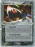 Pokemon - Sharpedo ex (104) - EX Deoxys - Holofoil