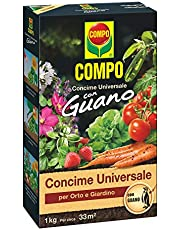Compo Universele meststof Guano, 1 kg