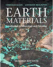 Earth Materials, 2nd edition: Introduction to Mineralogy and Petrology