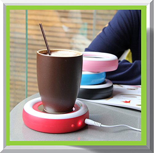 Beverage Warmer | USB Coffee/Tea Cup/Mug Warmer | Keep your Coffee or Tea drink warm for longer time