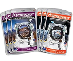 Astronaut Freeze-Dried Ice Cream - Gifts for Hikers