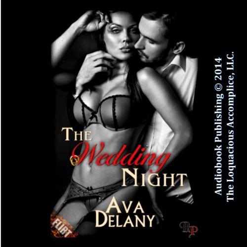 The Wedding Night audiobook cover art