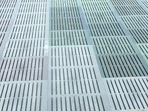 Unterkonstruktion Bodenplatte Carport Campingboden Zeltboden Garageneinfahrt WPC Terrasse Pflaster Klick-Fliese Dielen Werkstattboden Garten Gewächshaus Betonplatten Plattenlager