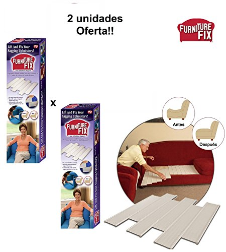Gsh 2 Cajas Paneles para Sofa hundidos -Reparar Sofas hundidos ®