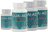324 Guai-Aid 600mg'Ultra-Pure' Guaifenesin Capsules