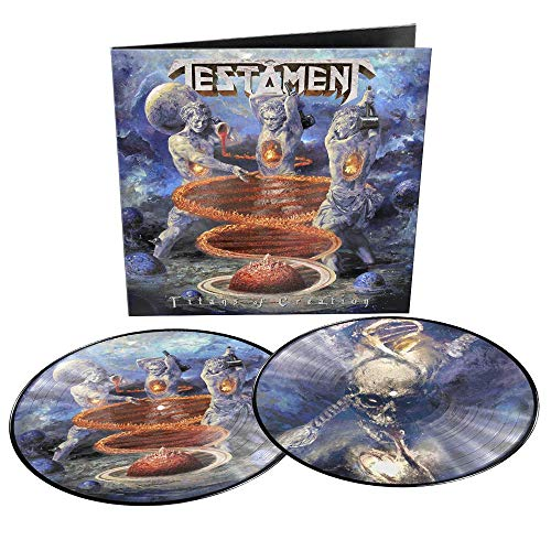 Titans Of Creation (Picture Vinyl)