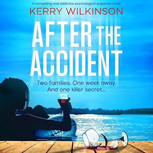 After the Accident audiobook cover art