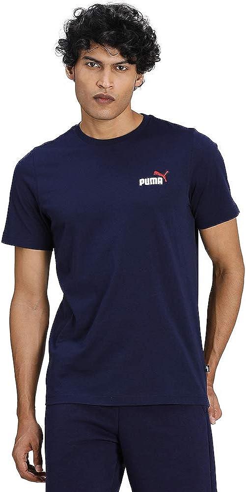 Puma t-shirt , maglietta per uomo 100 % cotone 58718411