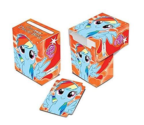 Ultra Pro- My Little Pony Rainbow Dash Full View Deck Box (330665)