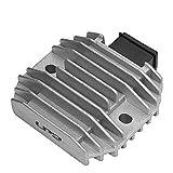 HZLXF1 Regulador de Voltaje Rectificador de Corriente Motocicleta para Yamaha Raptor 700 yfm70 yfm350 yfm 350 Grizzly ATV Kodiak 400 yfm4a 2x4 4x4