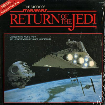 Story Of Return Of The Jedi