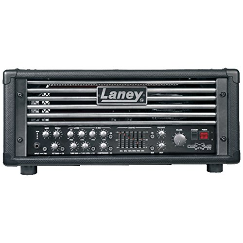 Laney nexusfet cabeza de amplificador bajo negro