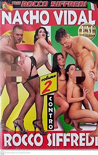 Sex DVD Nacho Vidal vs Rocco Siffredi 2 FM VIDEO fmd1090
