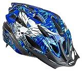 Mongoose Thrasher Youth Bike Helmet, Lightweight Microshell Design