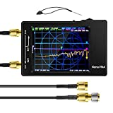 【Upgraded】AURSINC Vector Network Analyzer 10KHz -1.5GHz HF VHF UHF Antenna Analyzer Me...